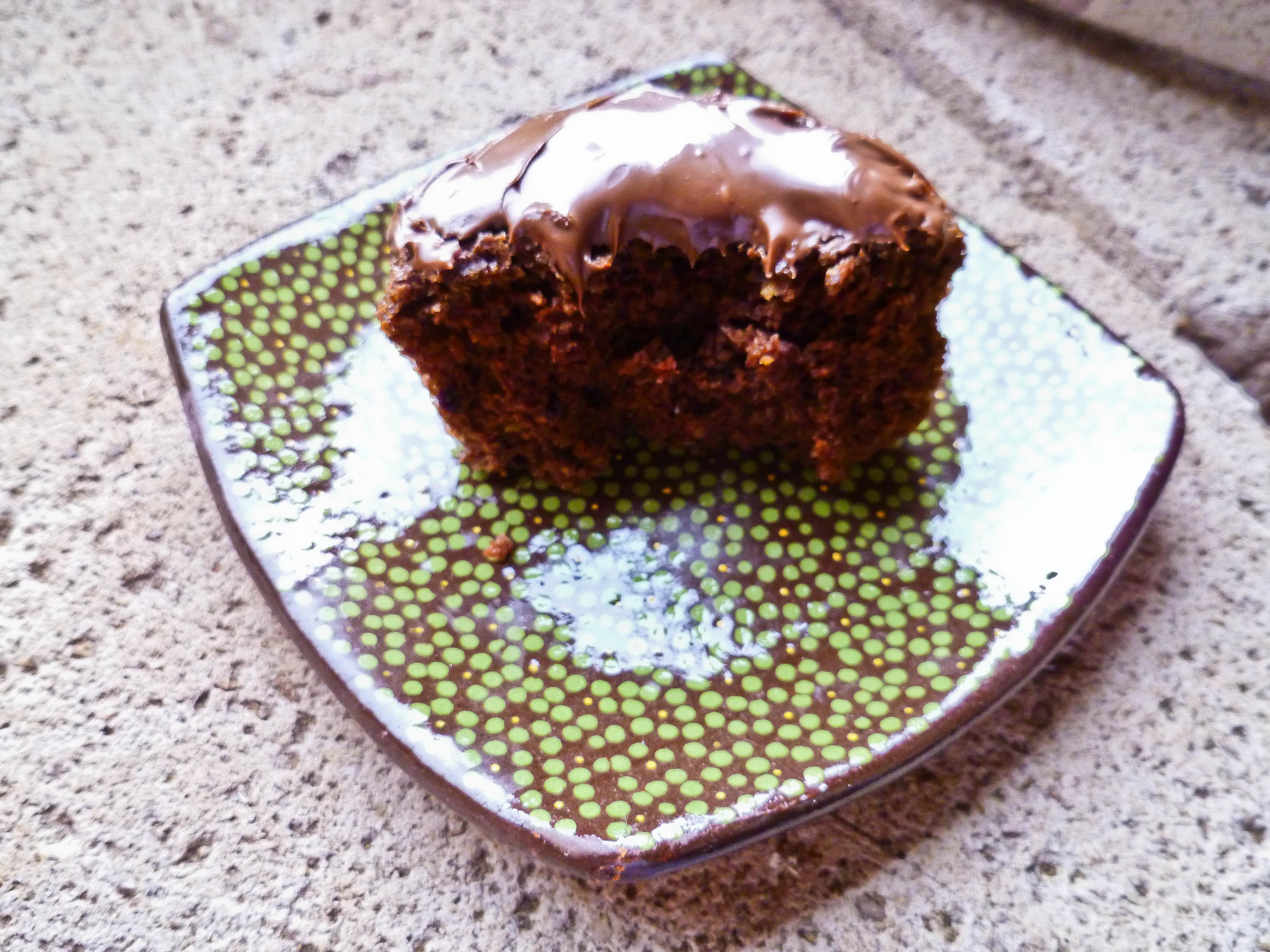Healthy Chocolate Cupcakes Recipe