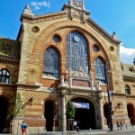Friday Flashback: Great Market Hall, Budapest