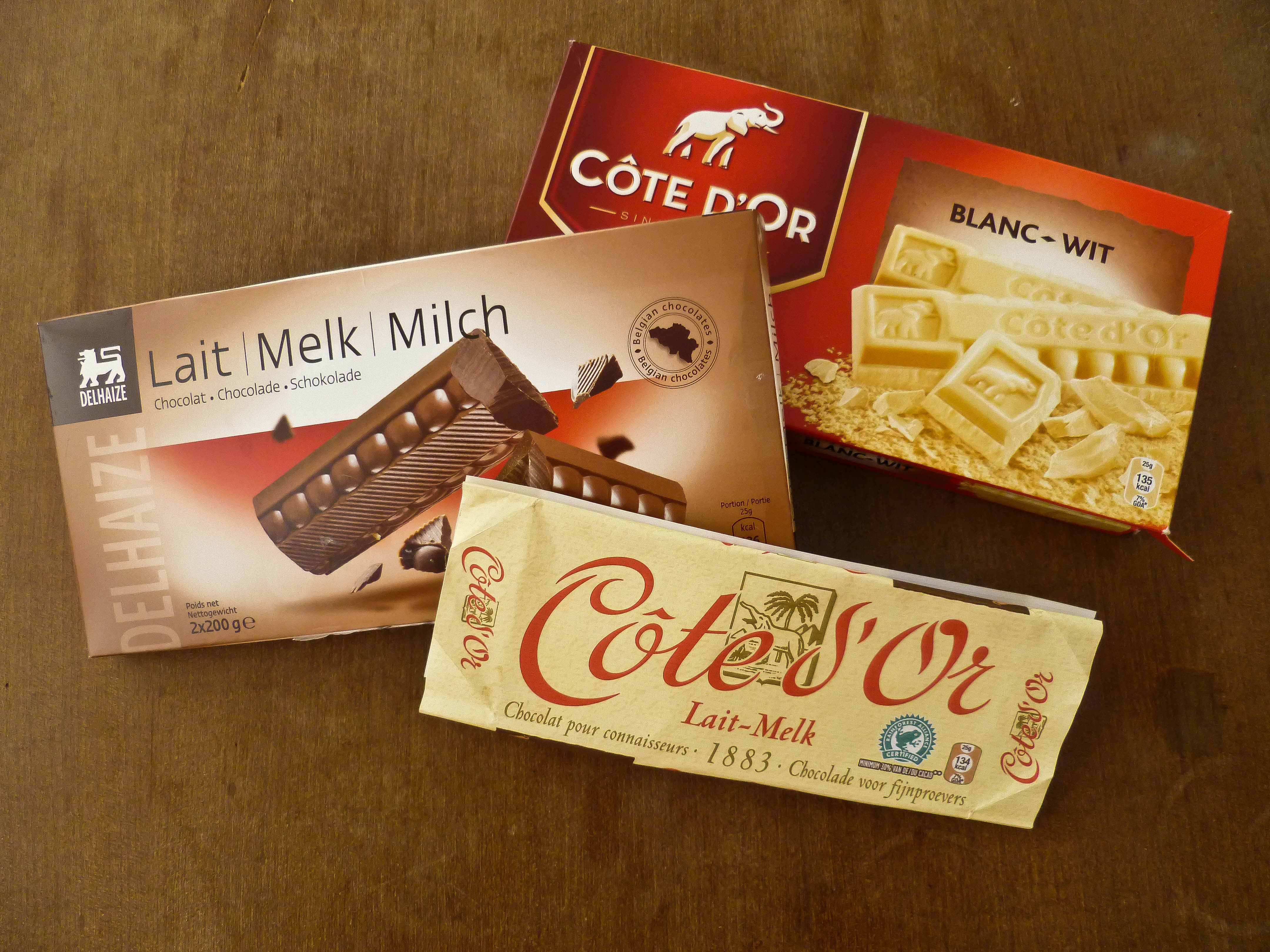 Chocolate in Brussels: Expensive vs Supermarket | Confused Julia