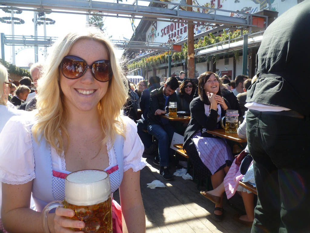 Oktoberfest Tips for Girls