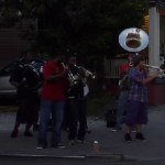 Flashback Friday: Jazz Band in New Orleans (VIDEO)