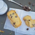 Coconut Oil Chocolate Chip Shortbread