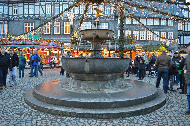 My Favorite Romantic Christmas Markets in Europe