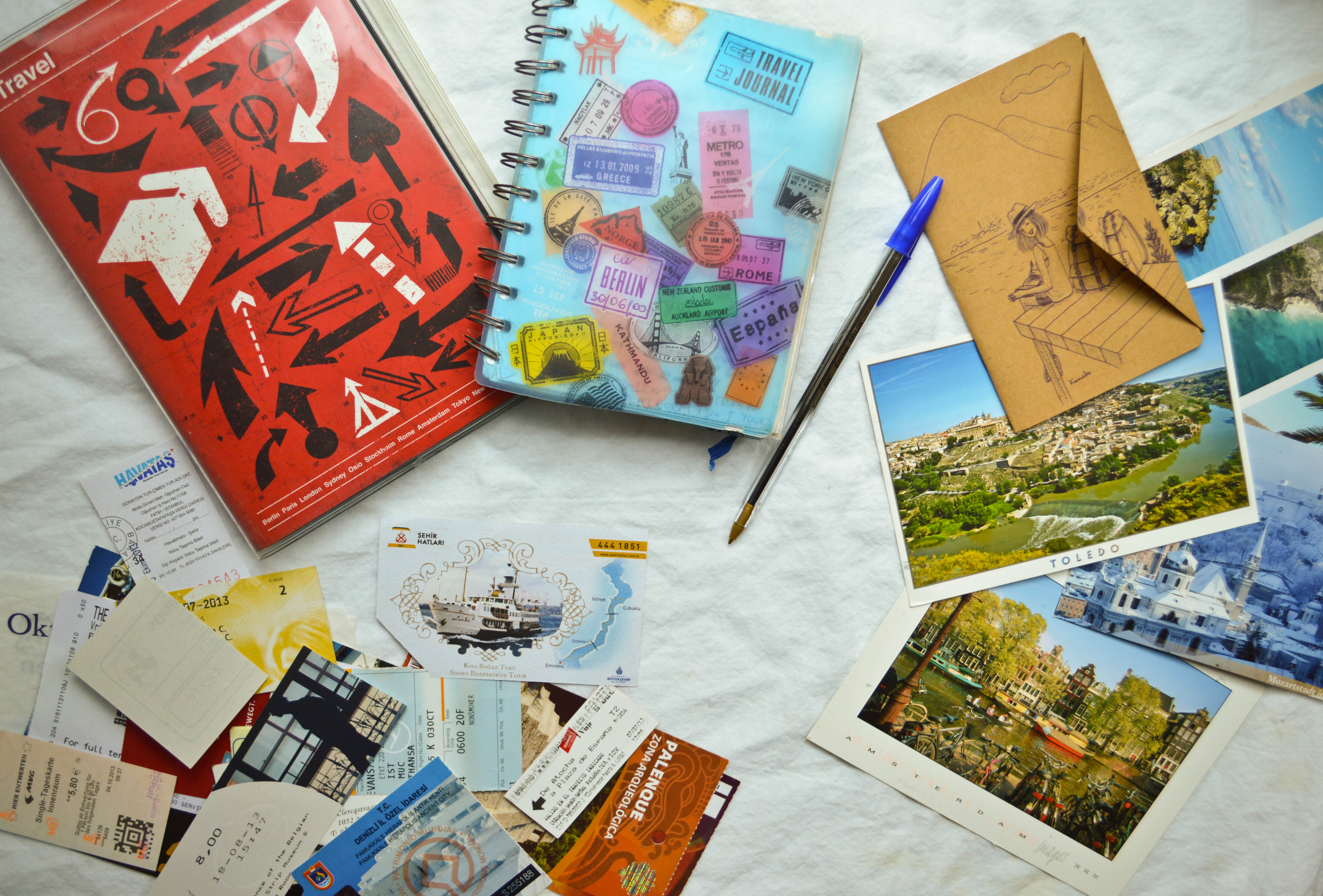 Why and How I Preserve My Travel Memories