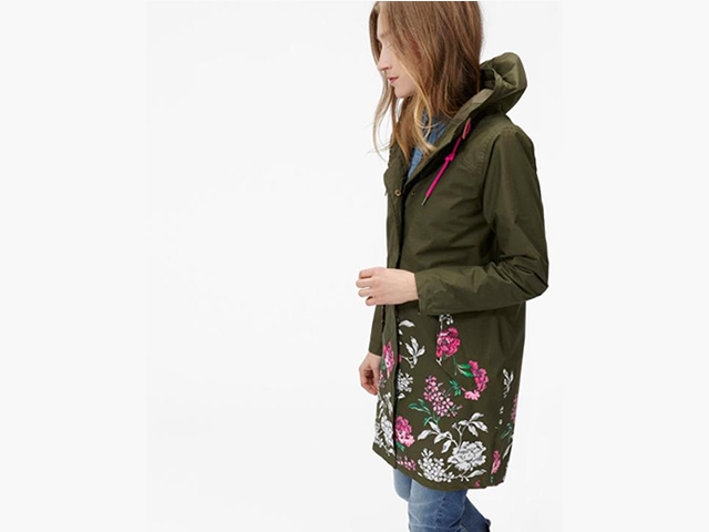 Cute Women's Raincoats with Hoods