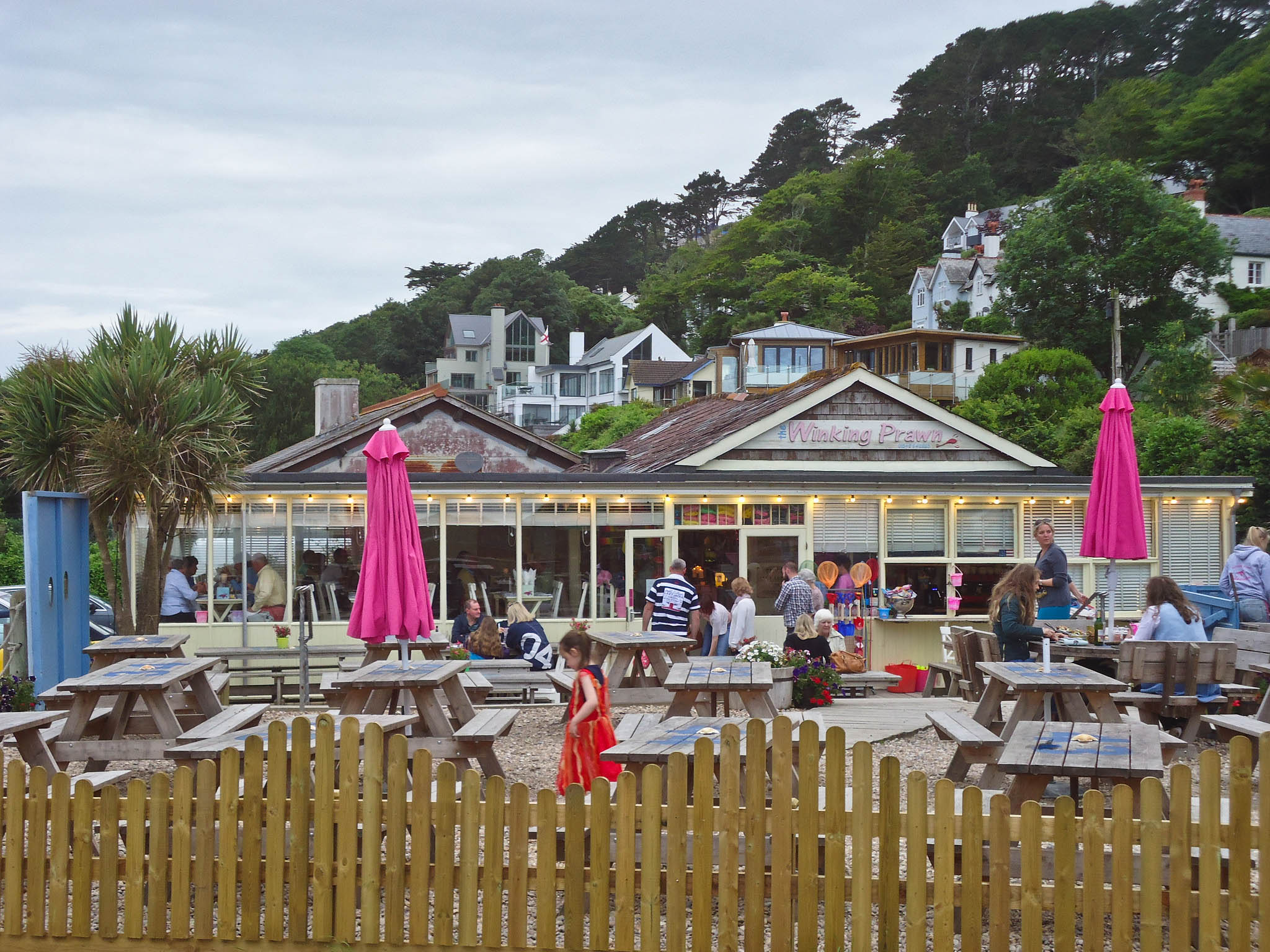 The Winking Prawn, Salcombe