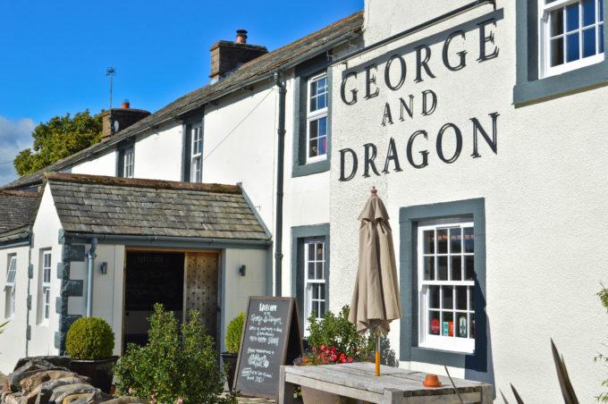 The George and Dragon Cumbria