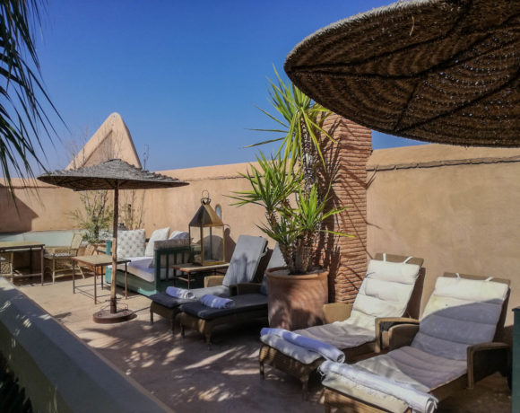 Welcome To…Riad Dyor, Marrakech
