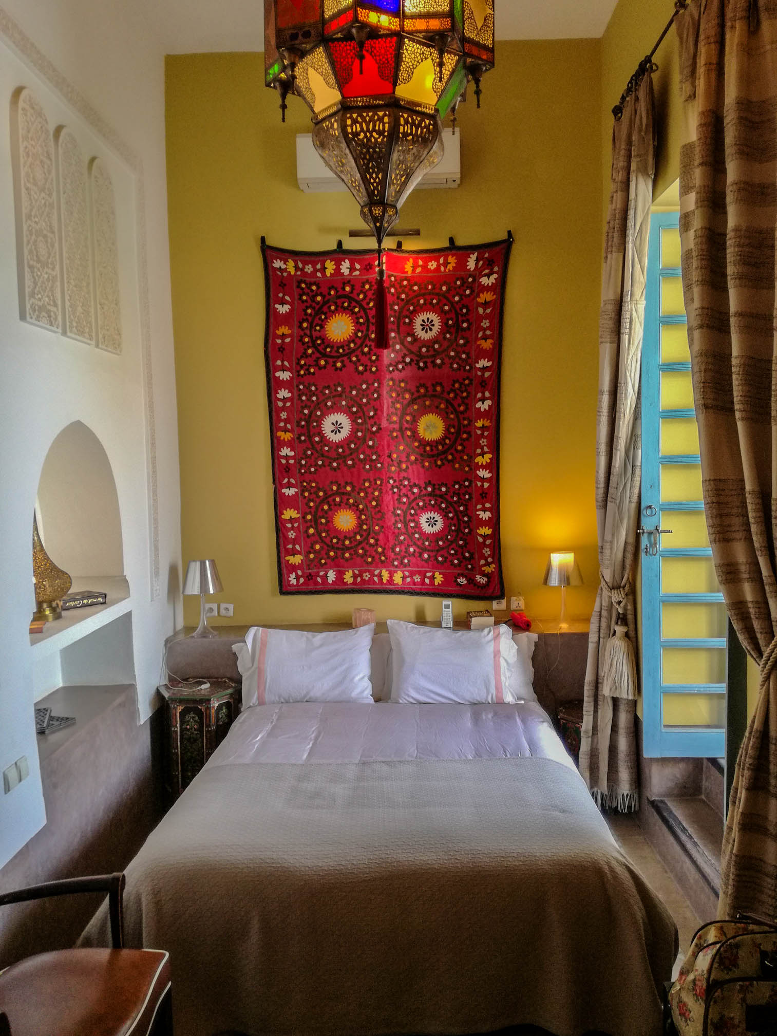 Riad Dyor Room ~ ConfusedJulia