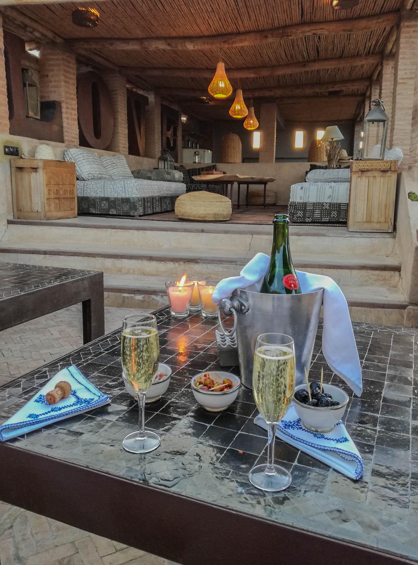 Riad Dyor Marrakech Terrace ~ ConfusedJulia