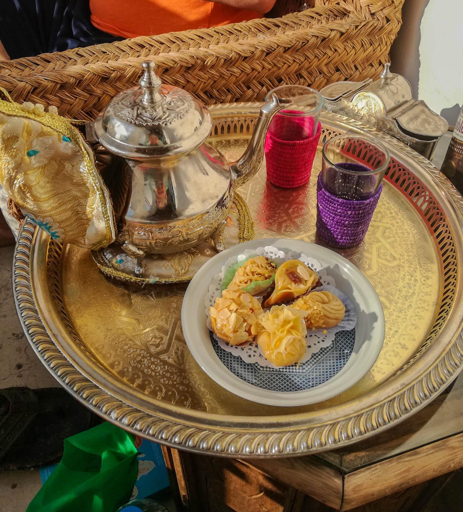 Riad Dyor Marrakech Tea ~ ConfusedJulia
