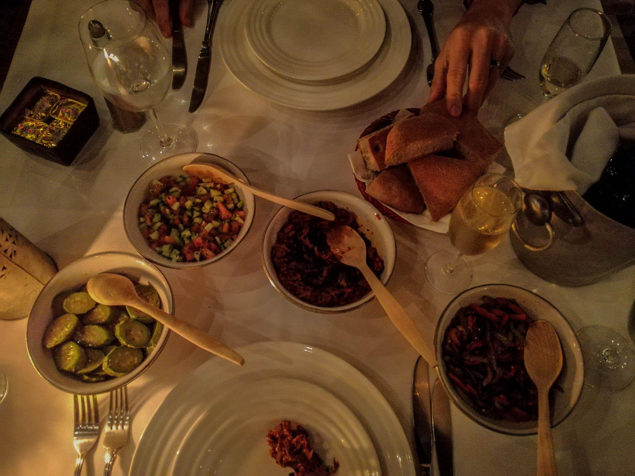 Riad Dyor Marrakech Dining ~ ConfusedJulia