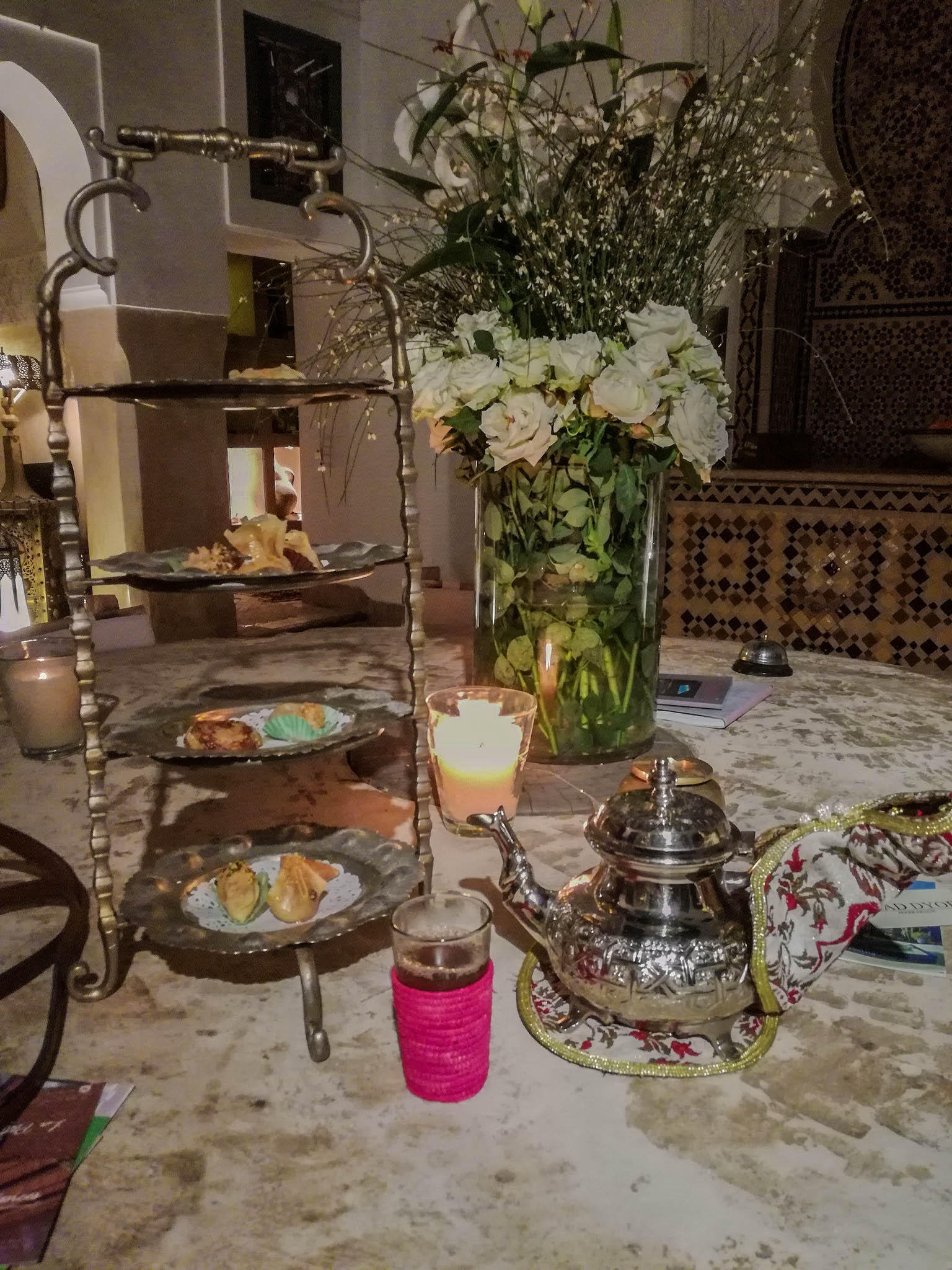 Riad Dyor Marrakech Welcome ~ ConfusedJulia