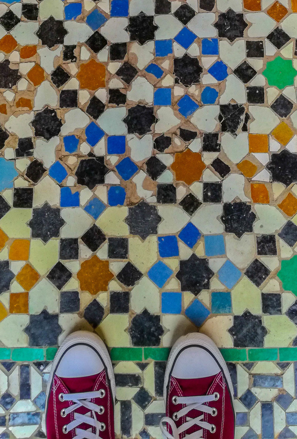 Marrakech Travel Tips: Comfy shoes