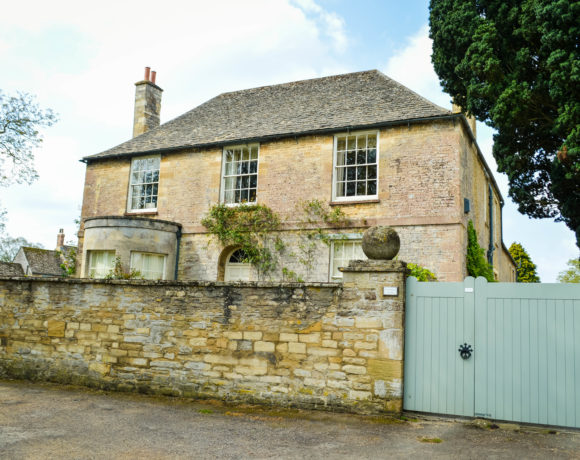 Bampton, the Real-Life Downton Village