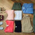 A His-and-Hers Capsule Wardrobe for Short Summer Breaks