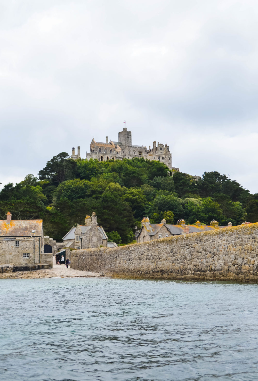 How to Get from Penzance to St Michael's Mount