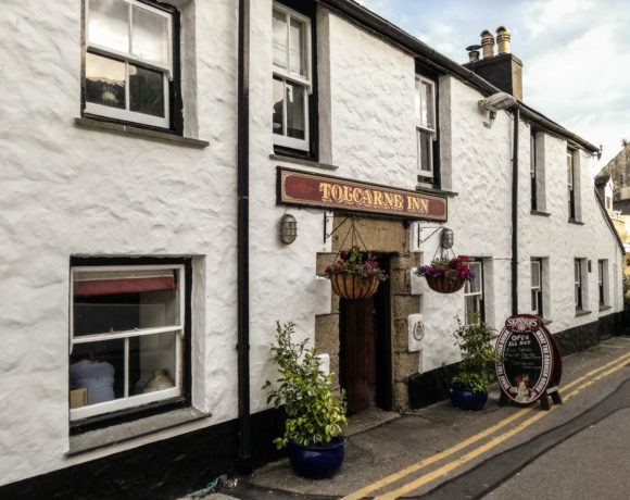 Review: The Tolcarne Inn, Penzance
