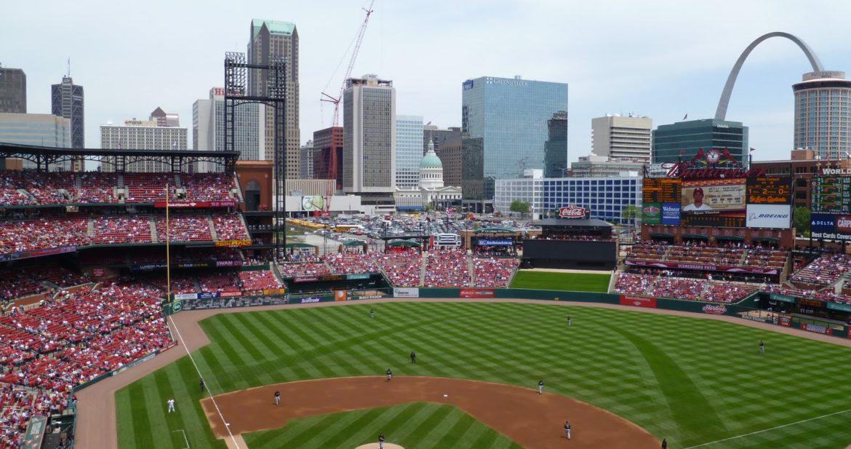 Busch Stadium St Louis