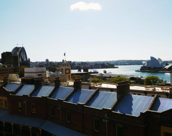 The View From My Window: Sydney