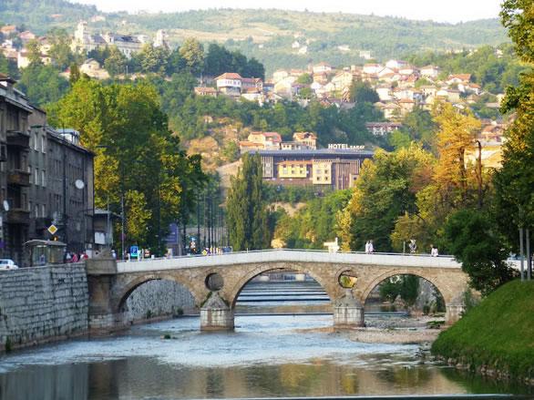Surprised by Sarajevo