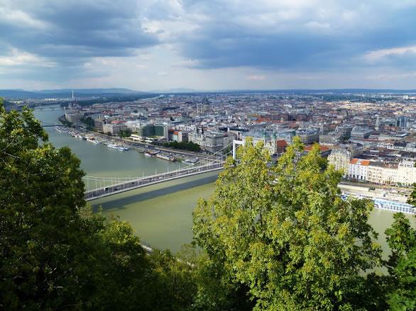 Budapest Through New Eyes