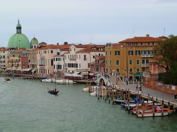My Surprise Trip To Venice