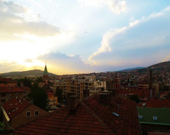The View From My Window: Sarajevo