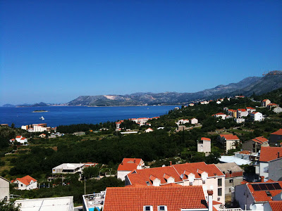 The View From My Window: Cavtat Croatia