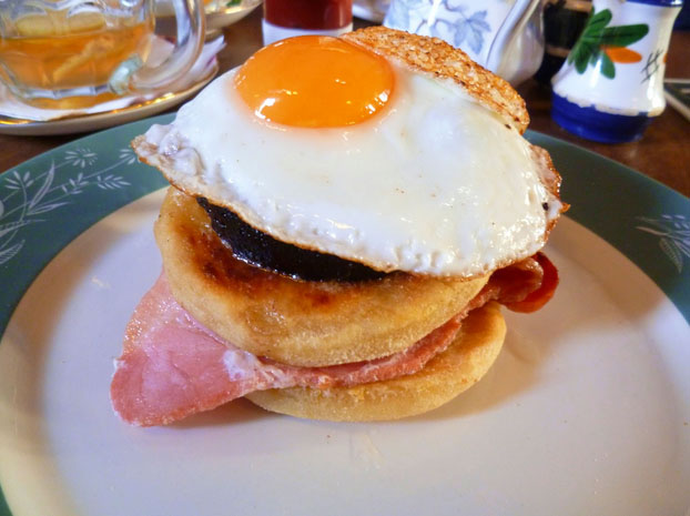 A Scottish Breakfast Of Champions