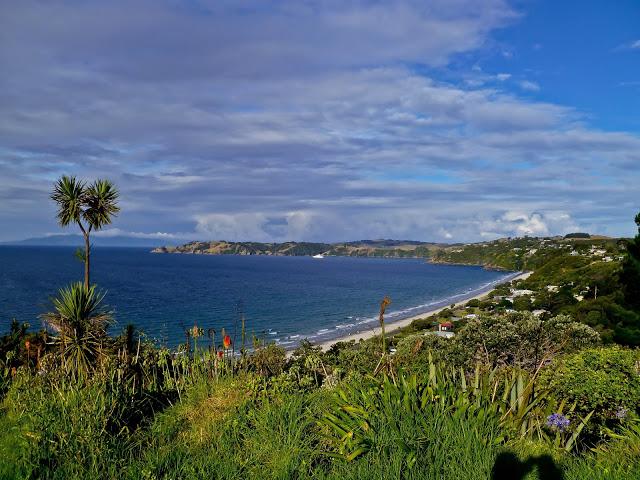 Flashback Friday: Waiheke Island Overlook