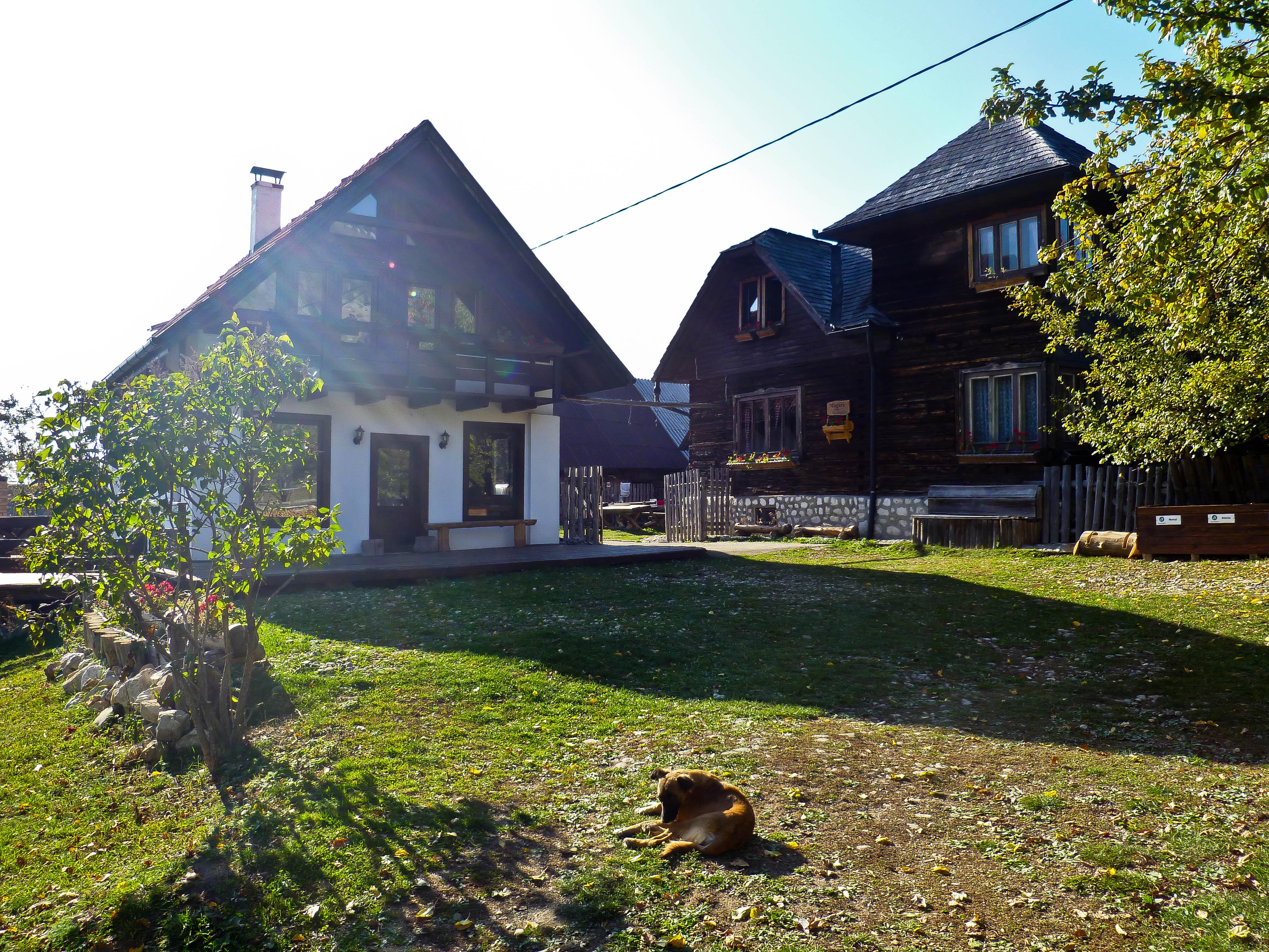 Flashback Friday: Farmhouse, Brasov