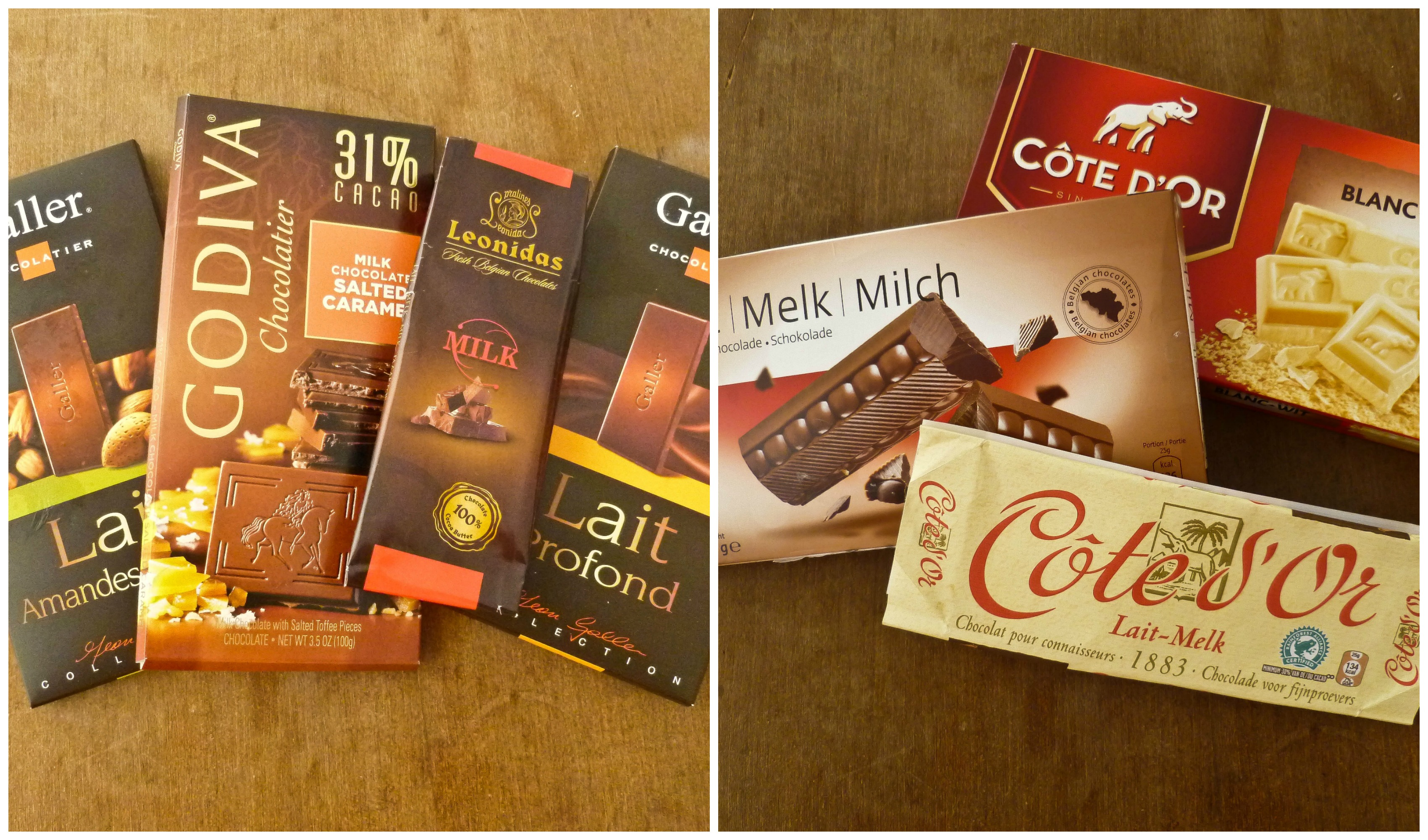Chocolate in Brussels: Expensive vs Supermarket | Confused ...