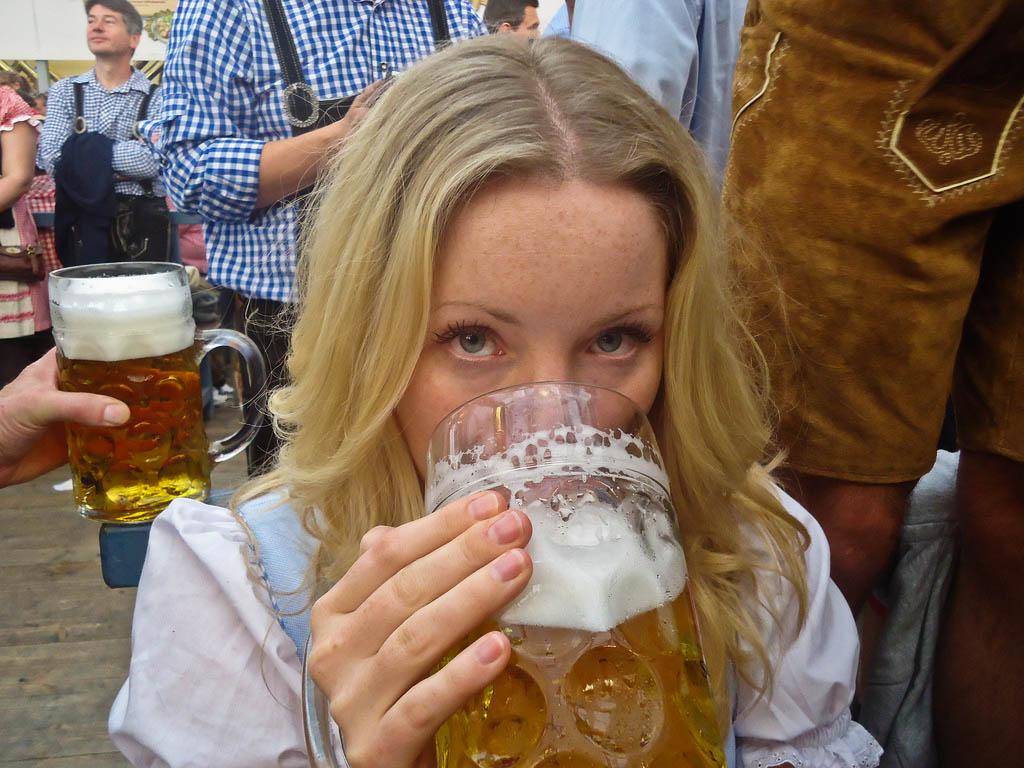 Oktoberfest tips for girls