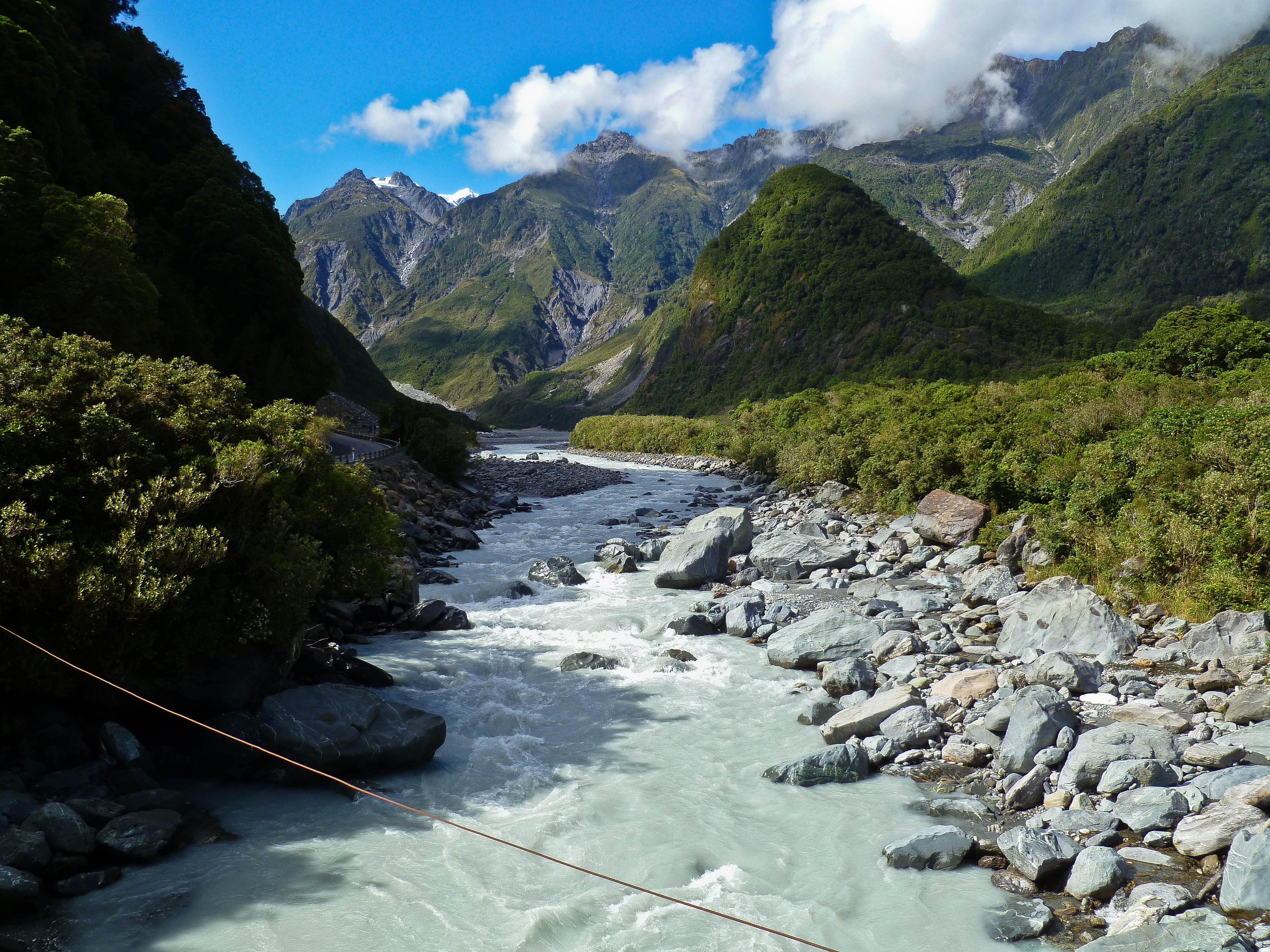 Flashback Friday: Scenic Fox Glacier