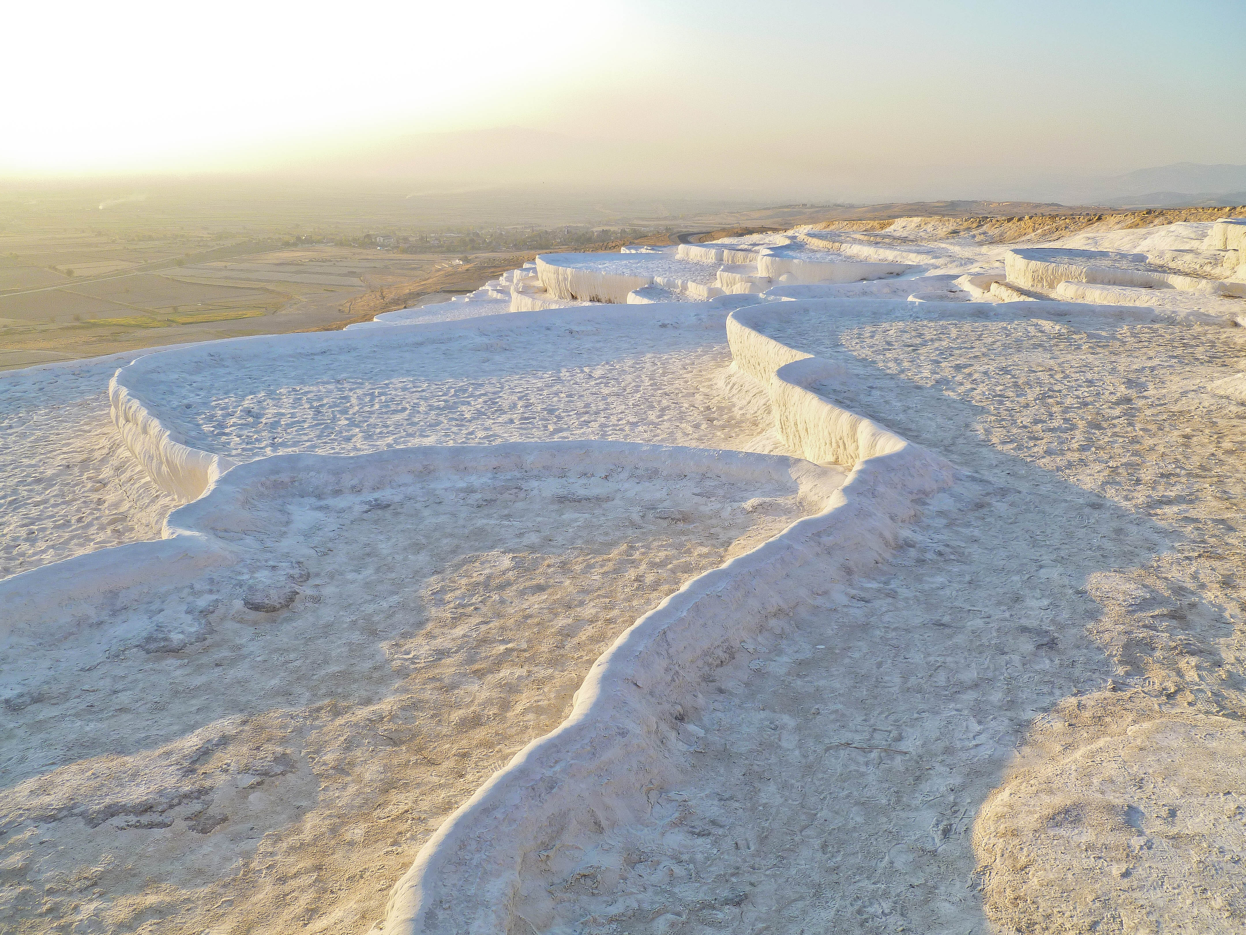 Pamukkale Wasn't What I Expected