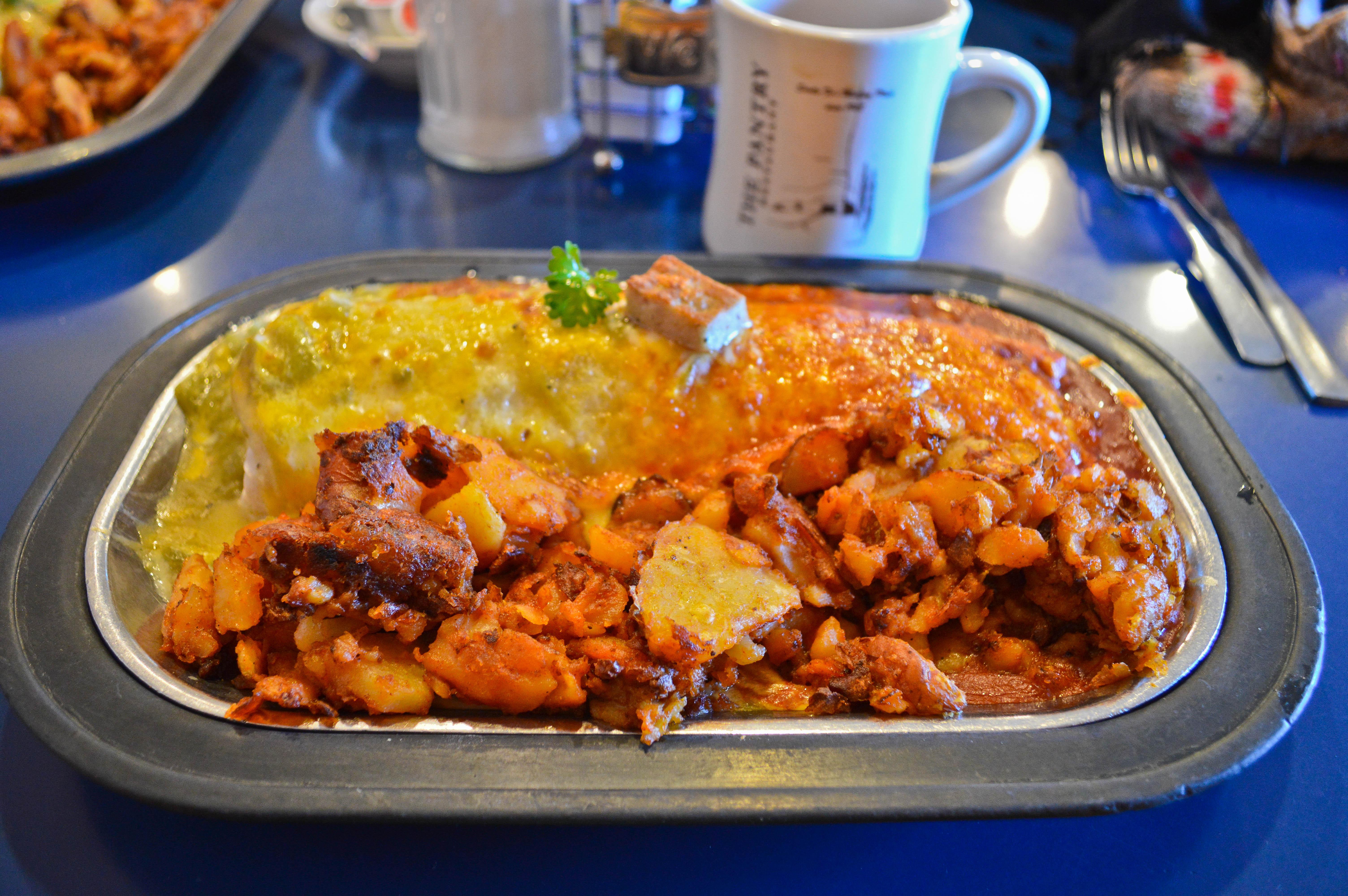 The Pantry Restaurant Santa Fe