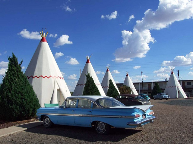route 66 attractions