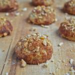 German Spiced Hazelnut Cookies