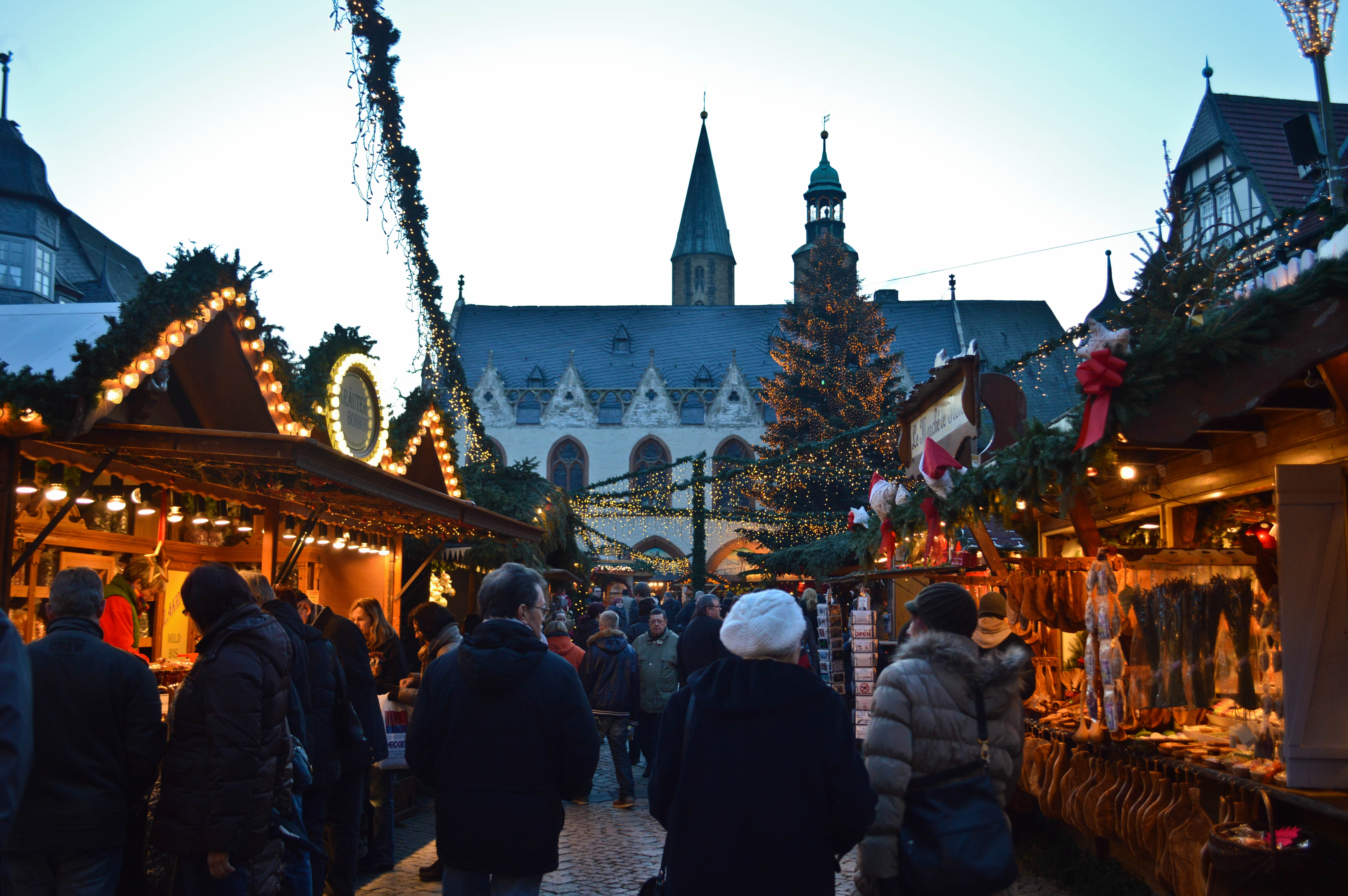 Christmas Market Crawl Day 2: Goslar