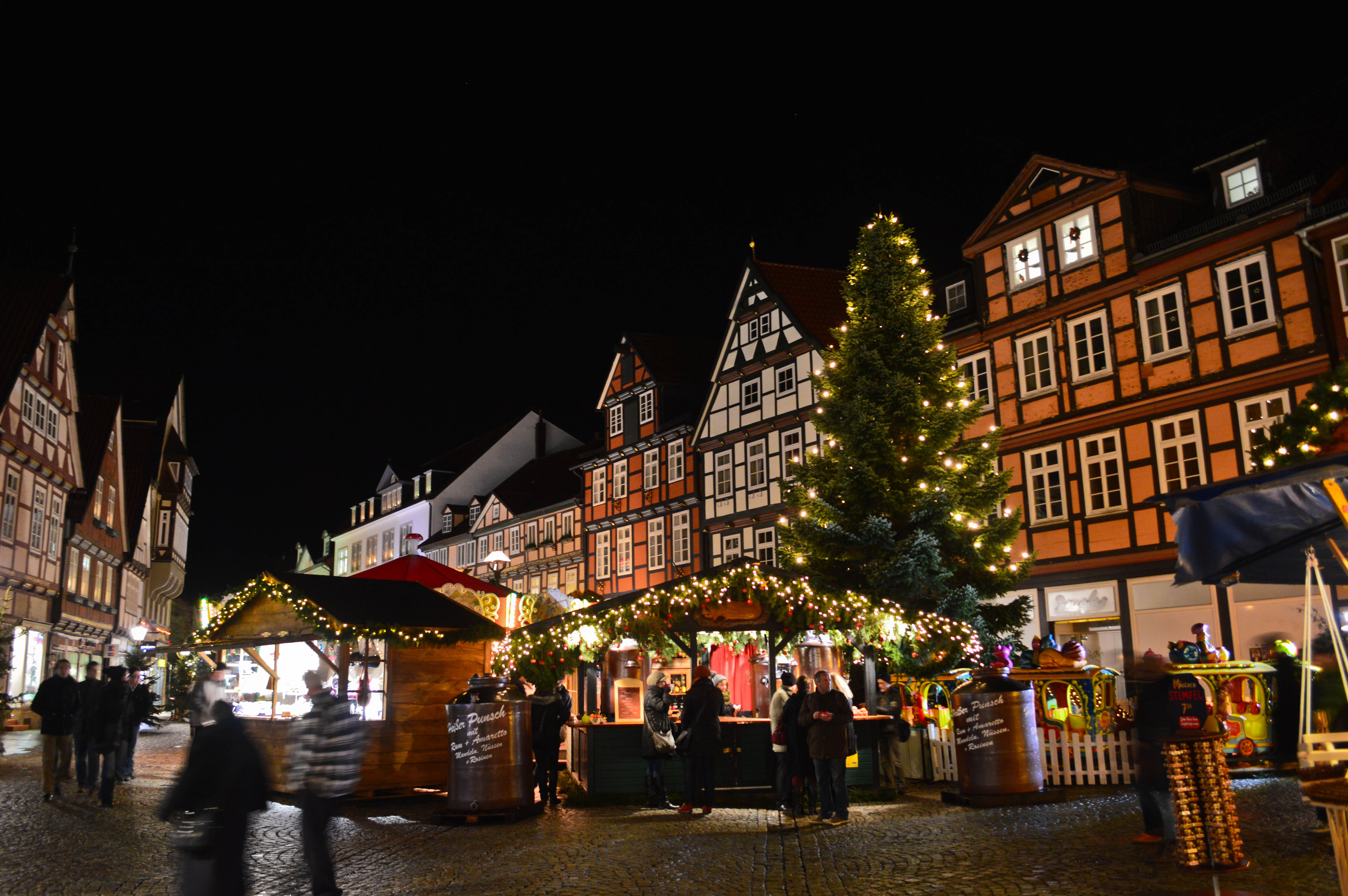 Christmas Market Crawl Day 4: Celle