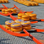 A Wheely Good Time at the Alkmaar Cheese Market