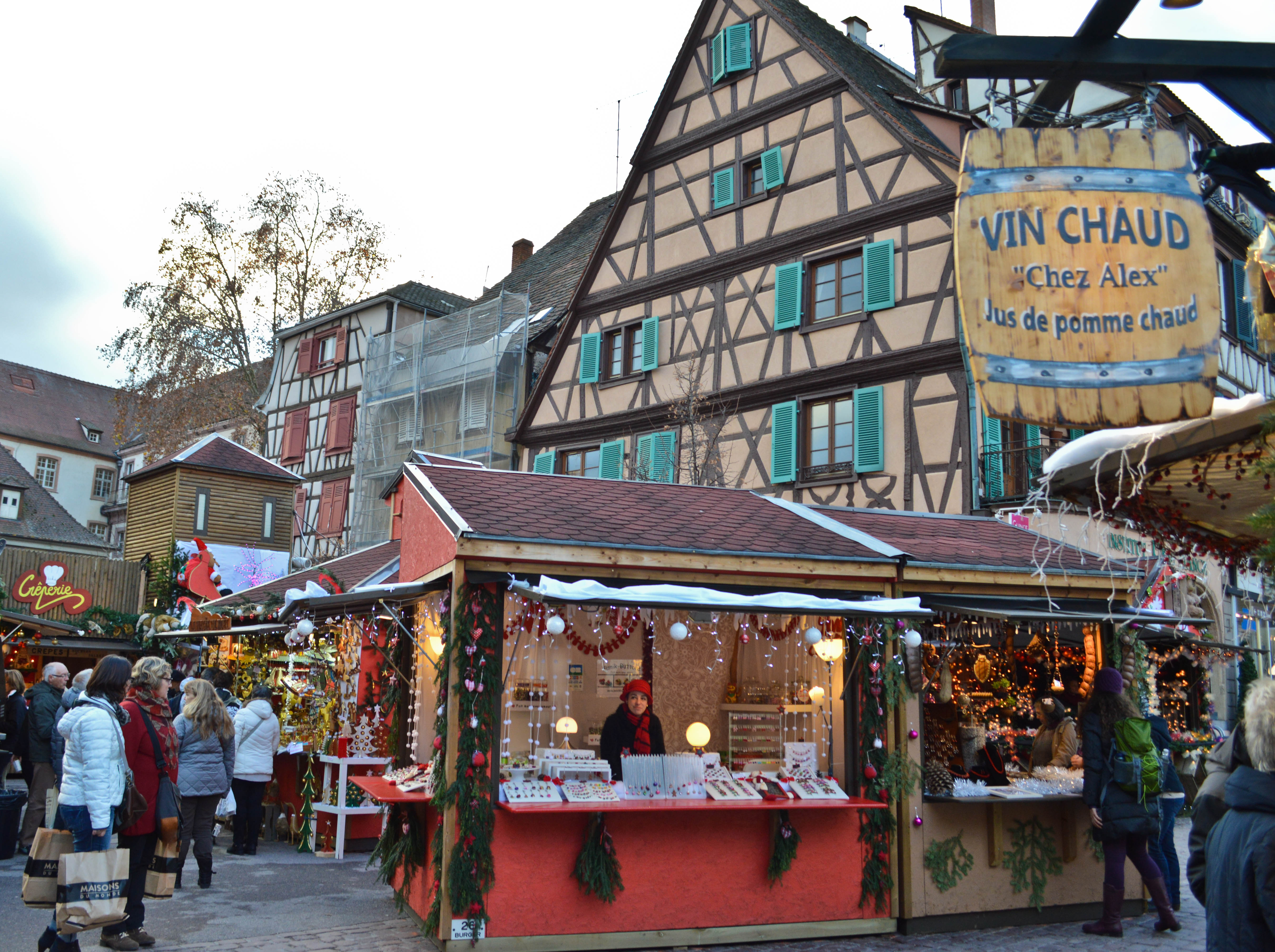 Christmas Markets of the Alsace