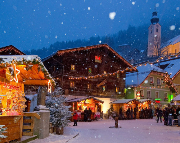 The Best Christmas Markets in the Alps