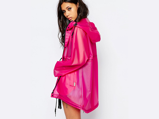 Cute Women's Raincoats with Hoods | Confused Julia