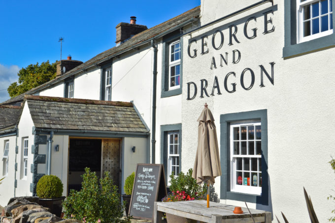 The George and Dragon Cumbria