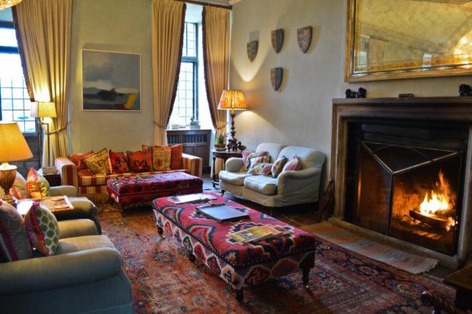 Askham Hall Cumbria Lounge