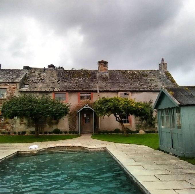 Askham Hall Cumbria Pool