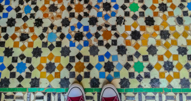 Marrakech Travel Tips: Comfy shoes