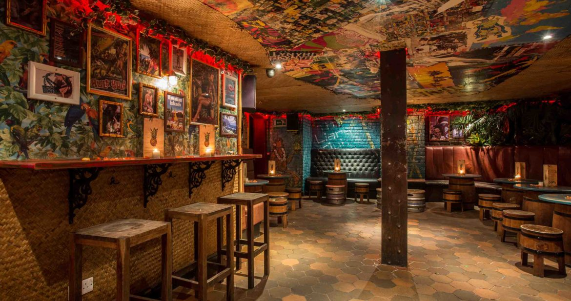 The 3 Best Tiki Bars in Manchester